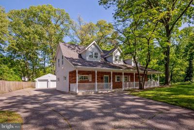 Pasadena Single Family Home For Sale: 568 Riverside Drive
