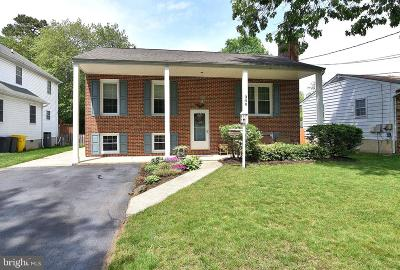 Severna Park Single Family Home For Sale: 340 South Drive
