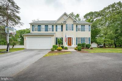 Severn Single Family Home For Sale: 7615 Delmore Road