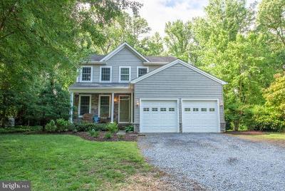 Annapolis Single Family Home For Sale: 1981 Fairfax Road