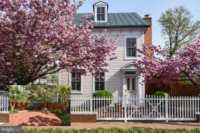 Annapolis Single Family Home For Sale: 401 Chesapeake Avenue