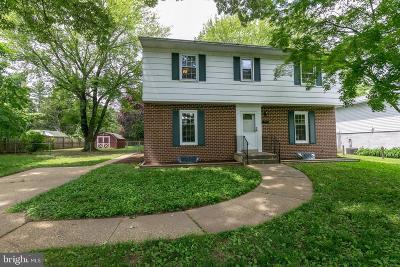 Arnold Single Family Home For Sale: 968 College Drive