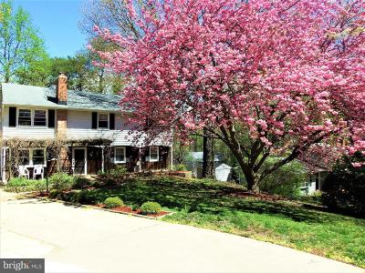 Annapolis Single Family Home For Sale: 718 Fairway Drive