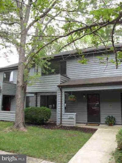 Annapolis Townhouse For Sale: 1103 Cedar Ridge Court
