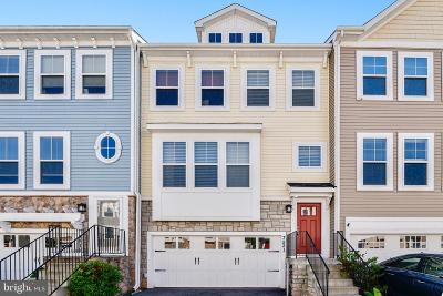 Anne Arundel County Townhouse For Sale: 7521 Calais Way