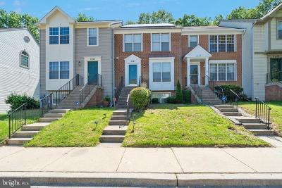 Odenton Townhouse For Sale: 2125 Brigadier Boulevard