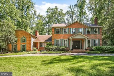Anne Arundel County Single Family Home For Sale: 2705 Falling Timber Trail