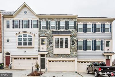 Anne Arundel County Townhouse For Sale: 2582 Twin Birch Road