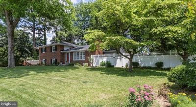 Annapolis Single Family Home For Sale: 2 Sampson Place