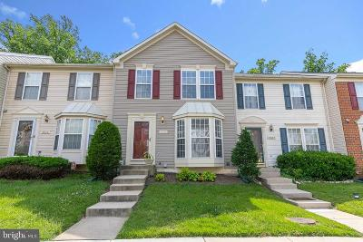 Chapel Grove, Piney Orchard Townhouse For Sale: 2509 Black Oak Way