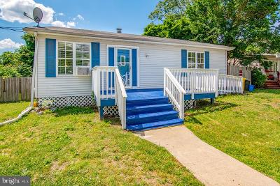 Glen Burnie Single Family Home For Sale: 301 Summit Avenue