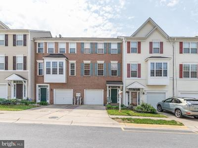 Chapel Grove, Piney Orchard Townhouse For Sale: 607 Trout Run Court