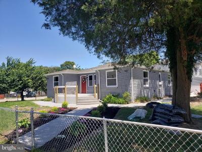 Pasadena Single Family Home For Sale: 7807 Catherine Avenue