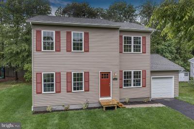Severn Single Family Home For Sale: 8120 Santa Fe Drive