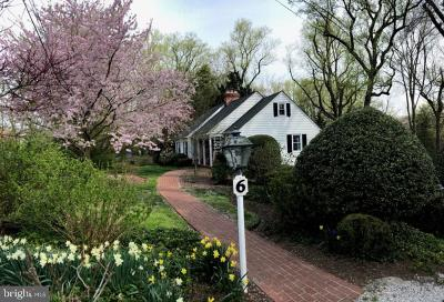 Severna Park Single Family Home For Sale: 6 Holly Path