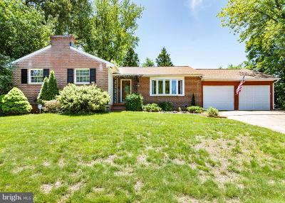 Glen Burnie Single Family Home For Sale: 293 Cross Creek Drive