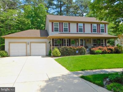 Severn Single Family Home For Sale: 8109 Quarterfield Farms Drive