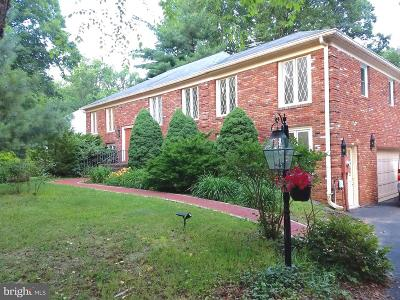 Annapolis Single Family Home For Sale: 1735 Long Green Drive