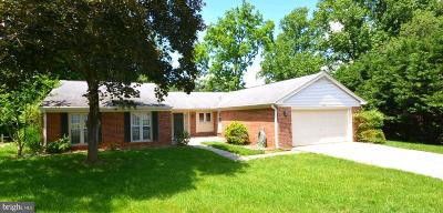 Annapolis Single Family Home For Sale: 2566 Forest Knoll