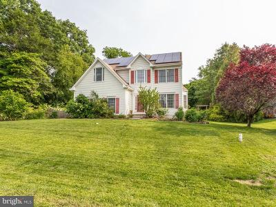 Annapolis Single Family Home For Sale: 100 Hillsmere Court