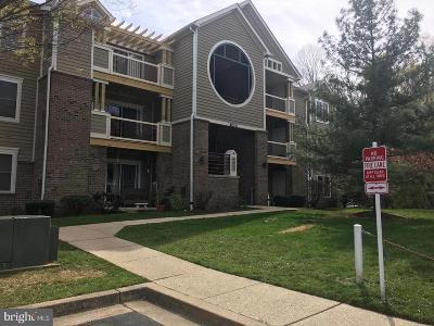 Annapolis Condo For Sale: 603 Admiral Drive #306