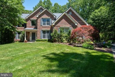 Crownsville Single Family Home Active Under Contract: 1502 Habersham Place