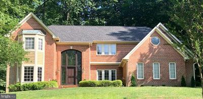 Crownsville Single Family Home For Sale: 1617 John Ross Lane