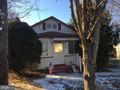 Glen Burnie Single Family Home For Sale: 6416 Oak Street