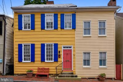 Annapolis Single Family Home For Sale: 30 Cornhill Street