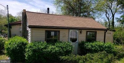 Anne Arundel County Single Family Home For Sale: 7736 Glen Avenue