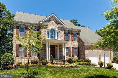 Gambrills Single Family Home For Sale: 1532 Winfields Lane