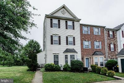 Anne Arundel County Townhouse Active Under Contract: 2016 Tea Island Court