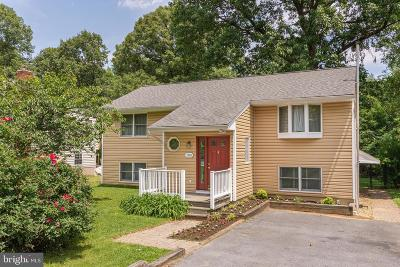 Annapolis Single Family Home For Sale: 1181 Hampton Road