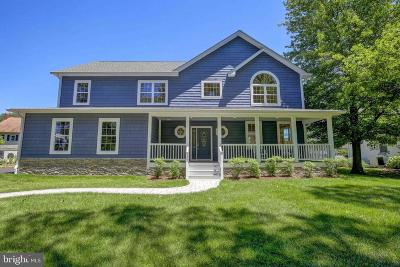 Anne Arundel County, Calvert County, Charles County, Prince Georges County, Saint Marys County Single Family Home For Sale: 4907 W Chalk Point Road