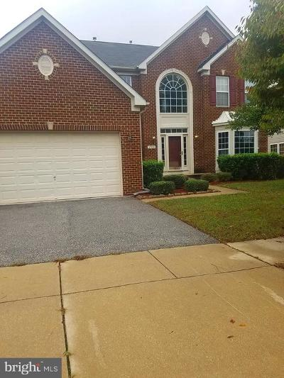 Anne Arundel County Single Family Home For Sale: 1704 Calderdale Court