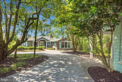 Annapolis MD Single Family Home For Sale: $1,675,000