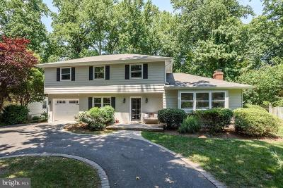 Annapolis Single Family Home For Sale: 89 Farragut Road