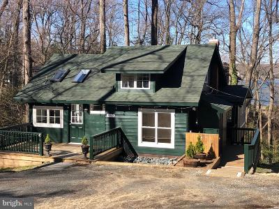 Annapolis Single Family Home Active Under Contract: 867 Robinhood Road