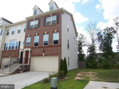 Glen Burnie Townhouse For Sale: 7429 Macon Drive