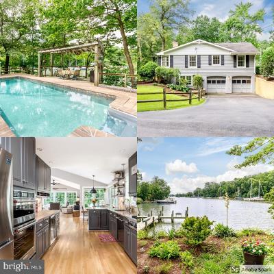 Single Family Home For Sale: 1003 Paca Lane