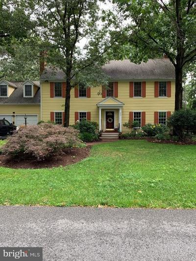 Annapolis Single Family Home For Sale: 344 Dubois Road