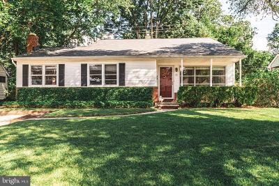 Glen Burnie Single Family Home For Sale: 101 Baylor Road