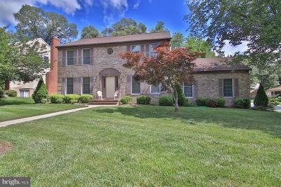 Millersville Single Family Home For Sale: 981 Rustling Oaks Drive