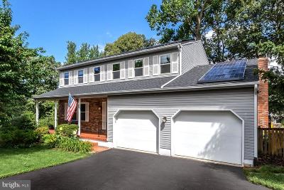 Annapolis Single Family Home For Sale: 956 Seahorse Court