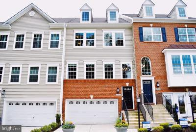 Gambrills Townhouse For Sale: 2721 Lady Slipper Road