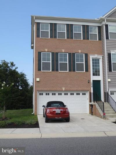 Gambrills Townhouse For Sale: 1330 Chapel Centre Drive