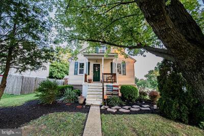Anne Arundel County Single Family Home For Sale: 401 Walton Avenue