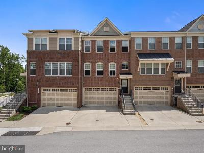 Anne Arundel County Townhouse For Sale: 7827 Crystal Brook Way