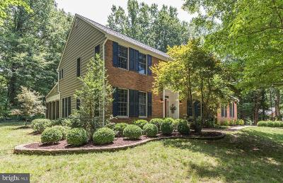 Davidsonville Single Family Home For Sale: 1009 Howard Grove Court