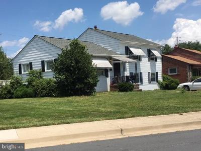 Linthicum Heights Single Family Home For Sale: 105 Michael Avenue